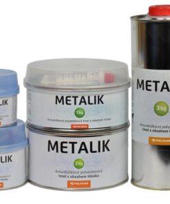 Tmel Polykar Alu Metalik - hliníkový tmel 0