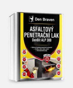 DENBIT ALP 300 Asfaltový penetračný lak cierna 9 kg