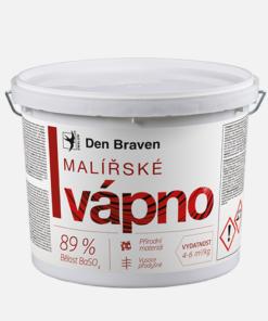 Maliarske vápno - Den Braven biela 11 kg
