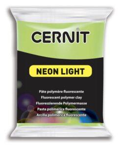 CERNIT NEON LIGHT - Polymérová hmota s neónovým vzhľadom 56 g neón fuchsia 930056922