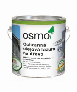OSMO Ochranná olejová lazúra Effekt 25 l 1143 - strieborný ónyx