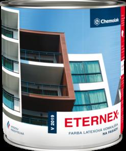 V 2019 Eternex - latexová farba vonkajšia 0