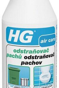 HG Odstraňovač pachov 0