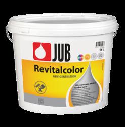 REVITALCOLOR - mikroarmovaná fasádna farba biely 15 l