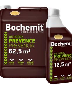 Bochemit QB Hobby - dlhodobá ochrana dreva zelený 5 kg