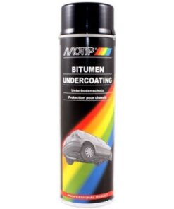 MOTIP UBS BITUMEN - Neprelakovateľná ochrana spodku vozidla 2