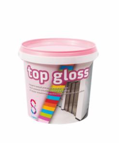 Top Gloss - bezfarebný lesklý náter na sokel 2 l transparentná