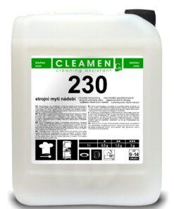CLEAMEN 230 - Strojné umývanie riadov 24 kg