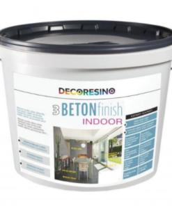 BETON FINISH INDOOR - Tesniaci lak do interiéru 300 ml lesklý