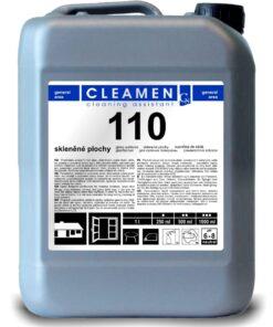 CLEAMEN 110 – koncentrát na umývanie sklenených plôch s rozprašovačom 5 l