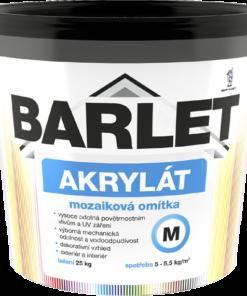 BARLET mozaiková omietka 25 kg m16