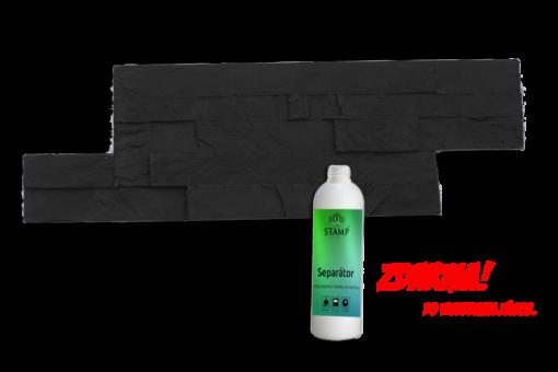 STAMP® Bridlica - Profesionálna raznica na výrobu obkladu b2 55x 18cm resp. 1