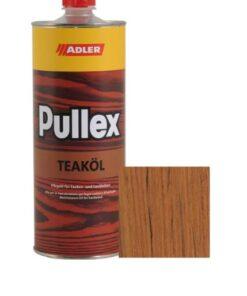 Adler Pullex Teaköl - prírodný biocídny olej na záhradný nábytok 1 l 50524 - teak