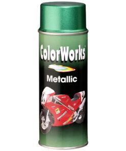 COLORWORKS - Metalický sprej 400 ml fialová