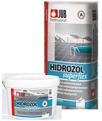 HYDROSOL SuperFlex 2K - vodotesná hmota zložka b 8 kg