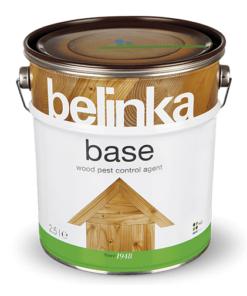 Belinka BASE - impregnácia proti škodcom a plesni bezfarebná 10 l