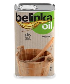 BELINKA Olej na drevo s parafínom bezfarebný 0
