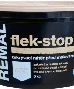 REMAL FLEK-STOP 100 - biela 5 kg