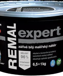 REMAL EXPERT - biela interiérová farba 1 kg biela