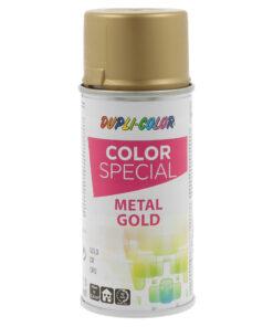 CS BRONZ EFEKT - Dekoračný syntetický sprej 400 ml 585074 -zlatý
