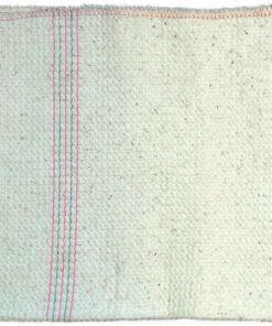 Handra Extra netkaná biela - handra na podlahu 50x54 cm