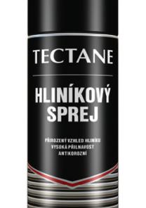 TECTANE - Hliníkový sprej 400 ml hliníková