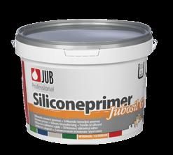 SILICONE primer silikónový základný náter bezfarebný 5 l