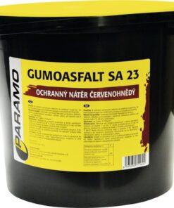 Gumoasfalt SA 23 červenohnedá 5 kg