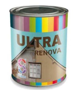 Ultra Renova - Zosvetľujúca renovačná lazúra na drevo 2