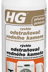 HG Rýchlo-odstraňovač vodného kameňa 0