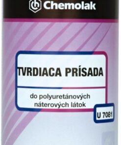 U 7081 Tvrdiaca prísada do polyuretánových farieb 8 l 0
