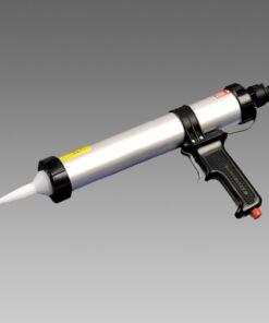 Profi pištol MK5 P600 na aplikácie z hadicových vrecúšok cierna