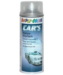 CARS bezfarebný lak v spreji transparentny 600 ml