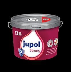 JUPOL STRONG - ekologická umývateľná farba na steny biela 5 l = 6