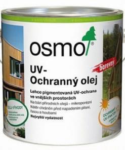 OSMO UV Ochranný olej farebný extra 25 l 432 - dub svetlý