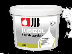 JUBIZOL Acryl finish XT - akrylátová dekoratívna škrabaná omietka 25 kg zr. 2mm - miešanie