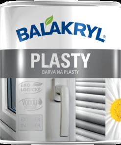 Balakryl PLASTY - farba na plasty 0