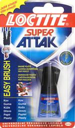 Loctite Super Attak Easy Brush 5g 5 g