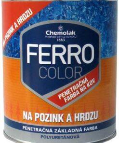 FERRO Color P - polyuretánová penetračná farba 0