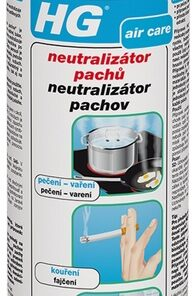 HG Neutralizátor pachov 400 ml 446