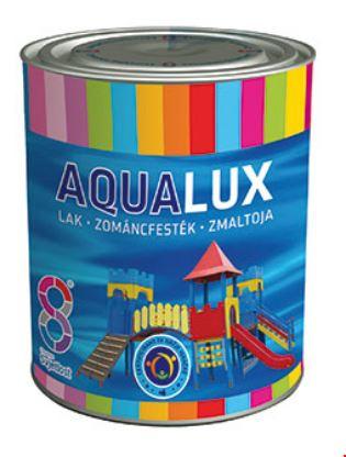 Aqualux - univerzálny  vodouriediteľný email bezfarebný 3 l