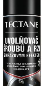 TECTANE - Uvoľňovač skrutiek a hrdze v spreji s mrazivým efektom 400 ml