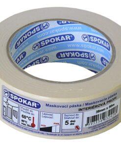 Páska maskovacia maliarska Profi 48mm x 50m