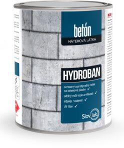Hydroban - farba na betón 0