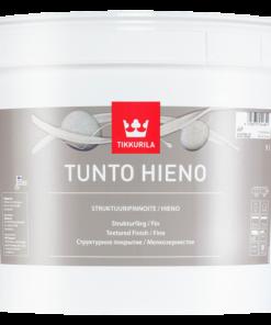 Tunto Hieno - vodouriediteľná jemnozrnná omietka 2