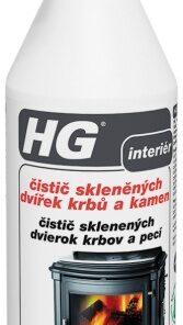 HG Čistič sklenených dvierok krbov a pecí 0