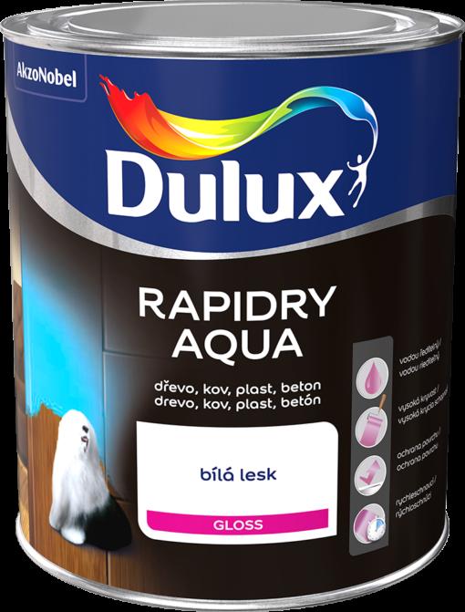DULUX Dulux Rapidry Aqua Tmavo hnedá
