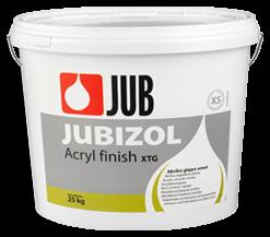 JUBIZOL Acryl finish XS - akrylátová dekoratívna hladená omietka 25 kg zr. 2mm - miešanie