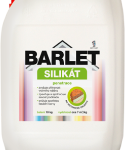 BARLET - penetračný silikátový náter 10 kg