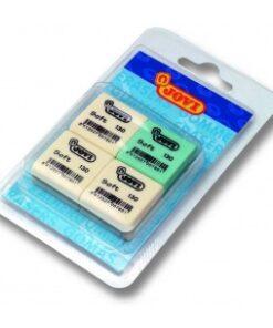 JOVI guma SOFT - balenie 4ks blister balenie